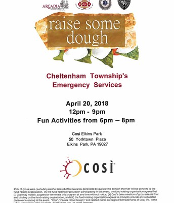 Township Emergency Services Fundraiser