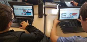 6th grade Social Studies Storyboards