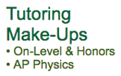 Physics Make-Ups