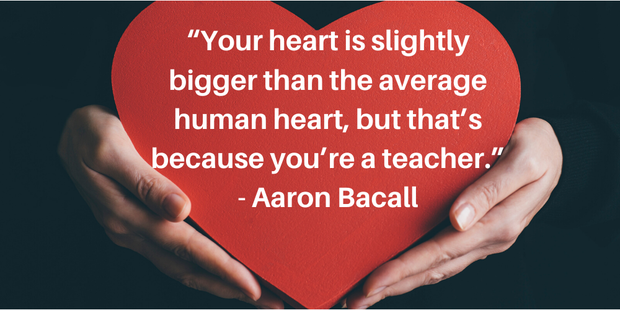 Quote from Aaron Bacall