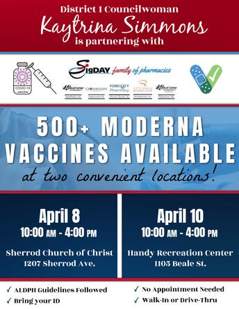 Covid-19 Vaccine Clinics