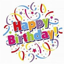 Happy Birthday to all our students celebrating in April!