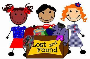 Has your student lost something?