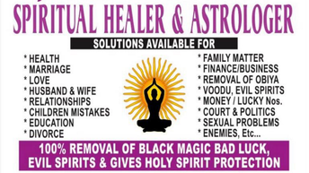 Powerful Spiritual healer in South Africa +27795742484 get help now