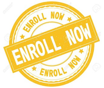 Now Enrolling...