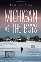 Michigan vs the Boys by Carrie Allen
