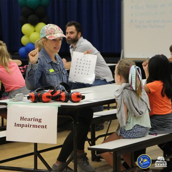 Abilities Awareness Week Comes to Westlake Hills Elementary