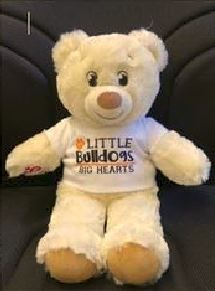 Little Bulldogs, Big Hearts! Build-A-Bear Dime War Raises almost $1,500