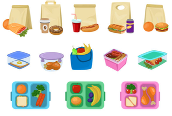 School Lunch & Take Home Meals