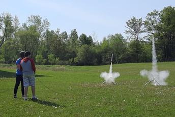Launching Rockets at Star Base