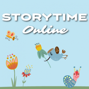 Virtual Storytimes (Pacific Time Zone)
