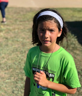 Congrats to Leighton