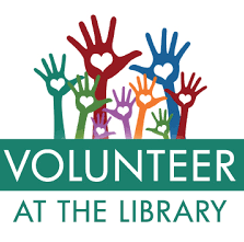 Library Volunteers Needed!