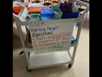 Learning Objectives Cart