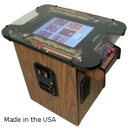 Multicade Game System