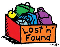 Did your child lose something?