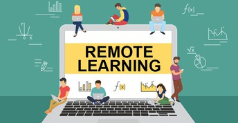 Our Shift to Remote Learning