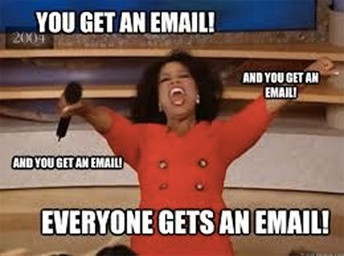 Tuesday Email
