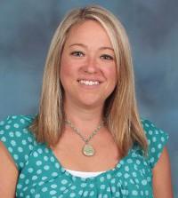 Kelly Caffo, 2nd grade teacher