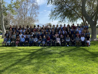 6th Grade Panoramic Class Photos