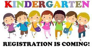 TK/Kindergarten Registration is now open