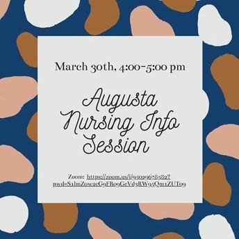 Augusta Nursing Info Session