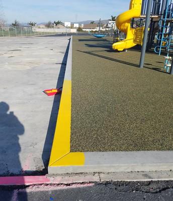 Frank Ledesma Elementary Playground Project
