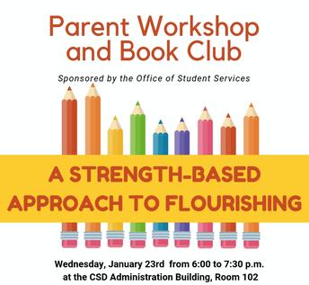 Parent Workshop & Book Club