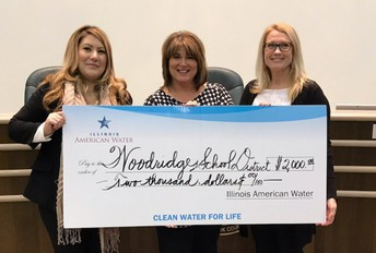 Meadowview Receives Grant