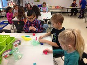 Steam Passions- Rock Cycle with playdough