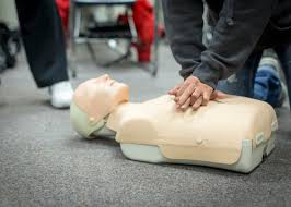 CPR Training for Sophomores
