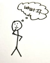 """Inspiring Students to Ask """"What if ?"""""""