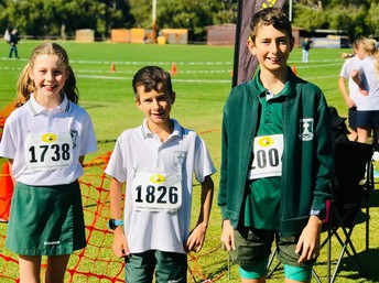 All Schools Cross Country
