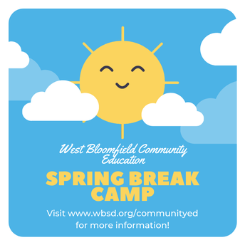 Spring Break Day Camp