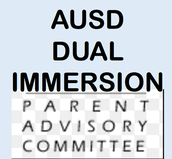 DUAL IMMERSION PARENT ADVISORY COMMITTEE MEETING