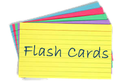 Printable Vocabulary Flashcards