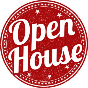 Open House and Family Pizza Tomorrow