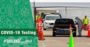 FREE DRIVE THRU COVID-19 TESTING