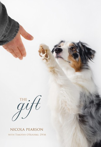 """...listened to local author Nicola Pearson read from her new book, """"The Gift."""""""