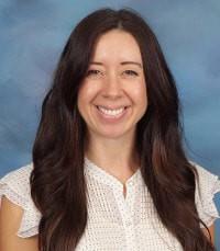 Christina Laprad, EL teacher