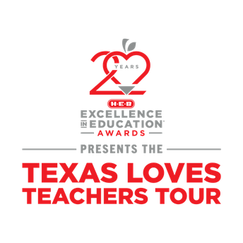 Vote Aledo ISD for H-E-B Texas Loves Teachers Tour!