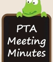 PTA & FAN CLUB'S OCTOBER MEETING MINUTES
