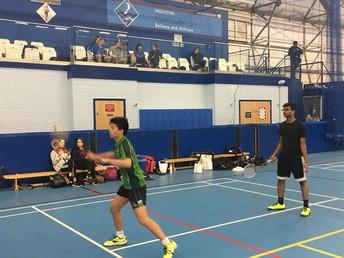 County Badminton Championships
