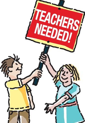 HELP IN SUNDAY SCHOOL