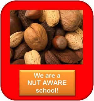 We are a Nut Aware School