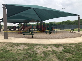Town playgrounds close in an effort to slow COVID-19 spread