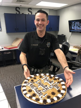Law Enforcement Appreciation