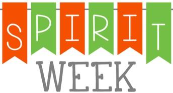 Feburary 24 - 28 is Spirit Week in Honor of Black History Month!