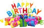 Birthdays & Birthday Parties