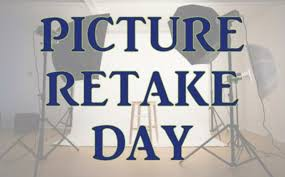 Mark Your calendar - Picture Retake Day - 11/15